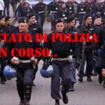 STATO DI POLIZIA IN CORSO..