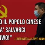 """""""Solo il Popolo Cinese potrà salvarci dal NWO!"""""""