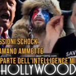Confessioni Schock: Lo sciamano ammette di far parte dell'Intelligence Militare!